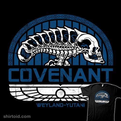 Covenant Skull