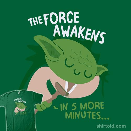 Force Awakening
