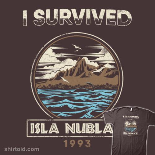 Isla Nublar, 1993