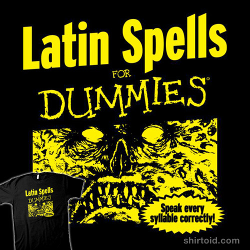 Latin Spells for Dummies