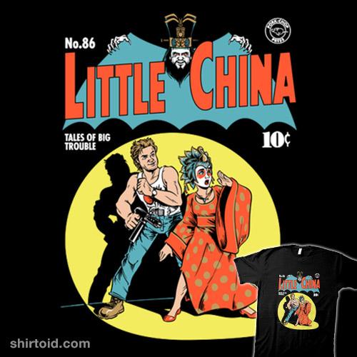 Little China Comic