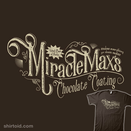 Max's Chocolate Coating