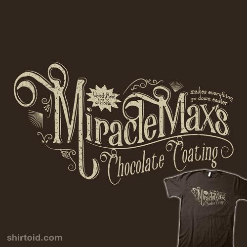 Max's Chocolate Coating