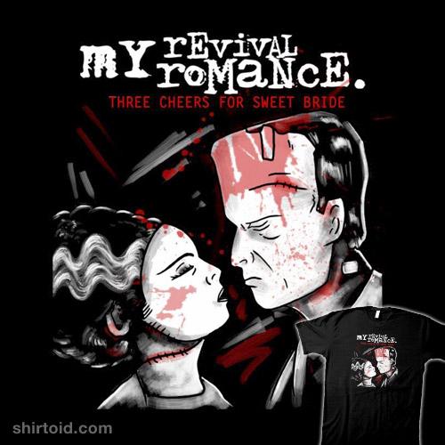 My Revival Romance