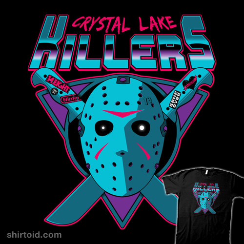 NES Crystal Lake Killers