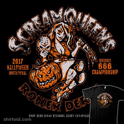 ScreamQueens Roller Derby