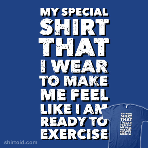 Special Exercise Shirt