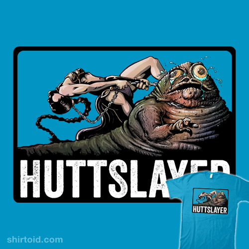 The Huttslayer