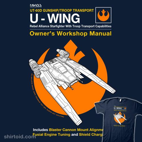 U-Wing Manual