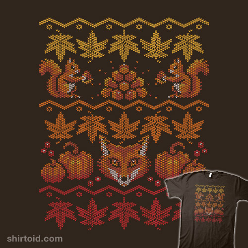 Ugly Fall Sweater
