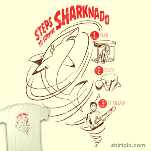How To Survive (Sharknado)
