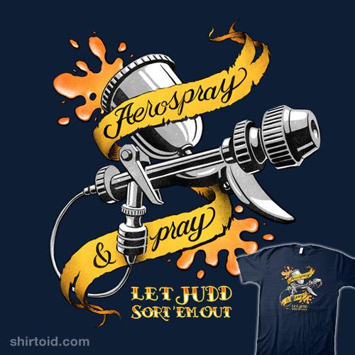 Spray & Pray