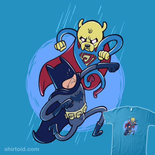 Batfinn versus Superjake