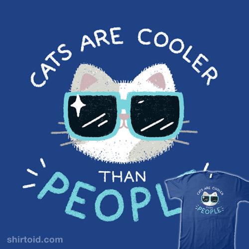 Feline Superiority