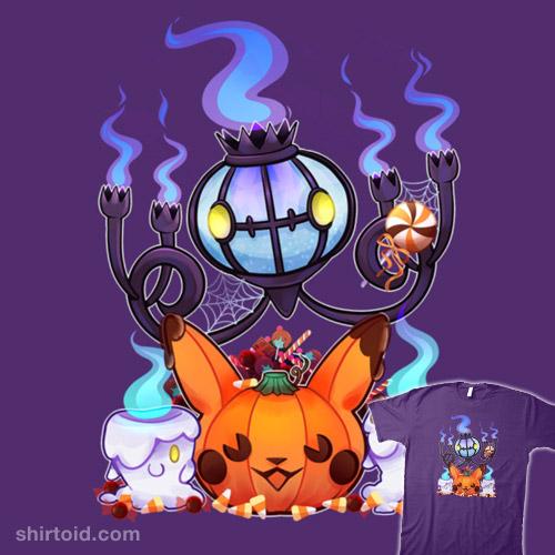 Ghostly Halloween