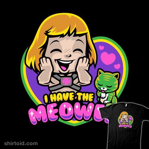 I Have the Meower