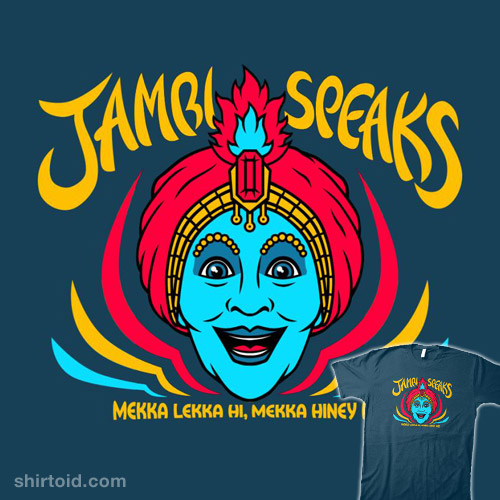 Jambi Speaks