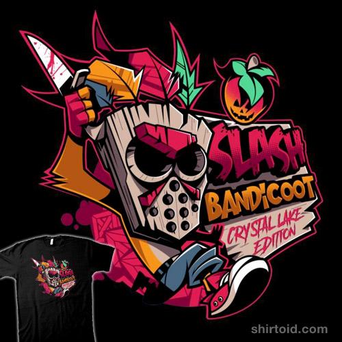 Slash Bandicoot