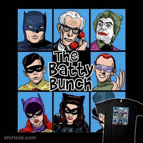 The Batty Bunch