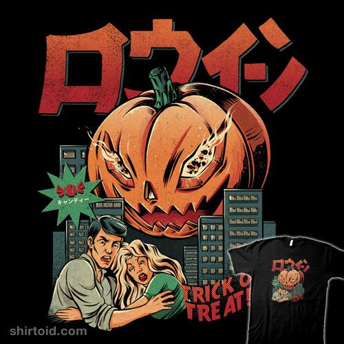 The Killer Pumpkin