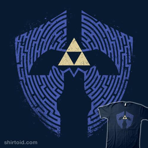 Triforce Labyrinth