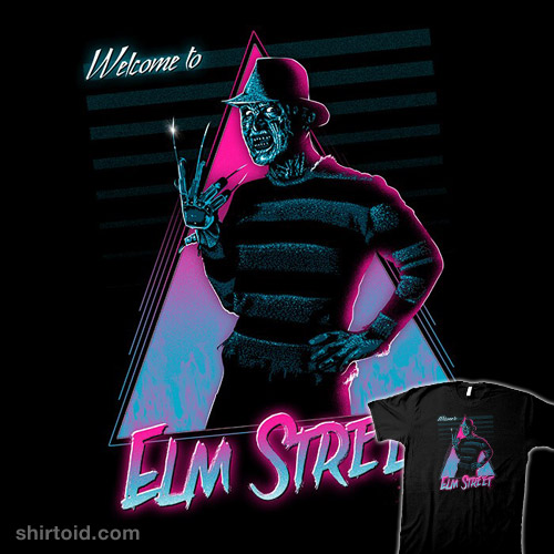 Welcome to Elm Street