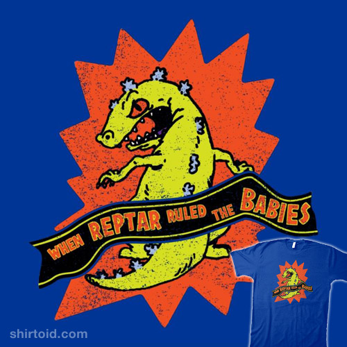 When Reptar Ruled The Babies