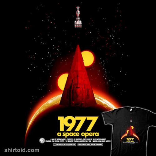 1977: A Space Opera