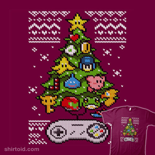 A Classic Gamers Christmas