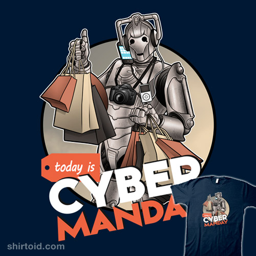 Cybermanday