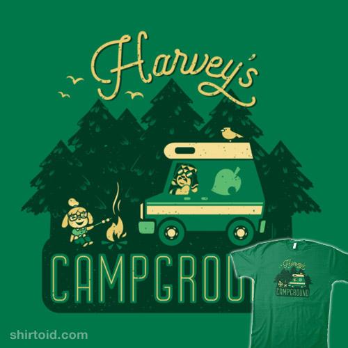 Harvey's Campground