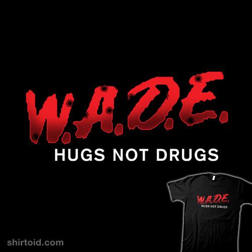 Hugs Not Drugs