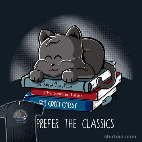 Kitty Litterature