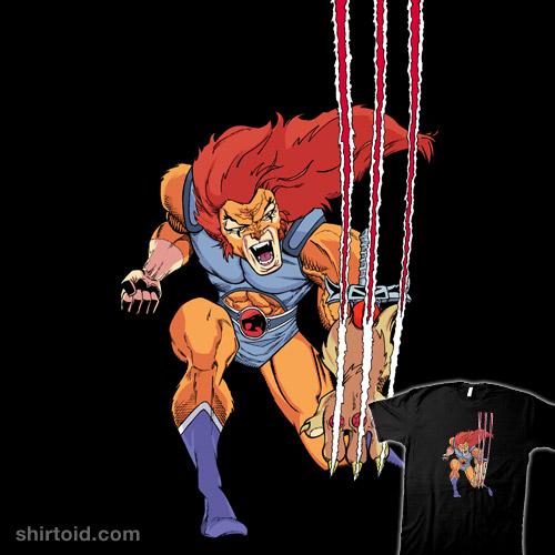 Lion-O Shreds