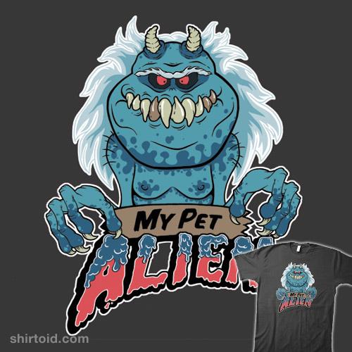 My Pet Alien