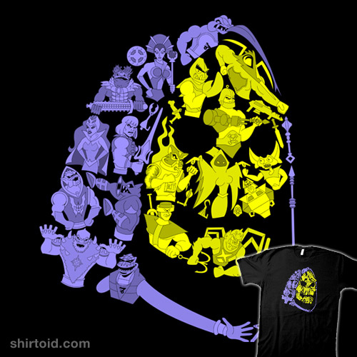 Skeletor and Friends
