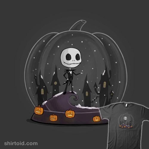 Snowy Spooky Xmas
