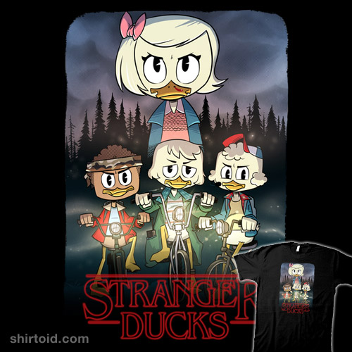 Stranger Ducks