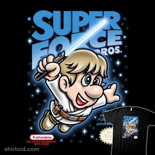 Super Force Bros 1