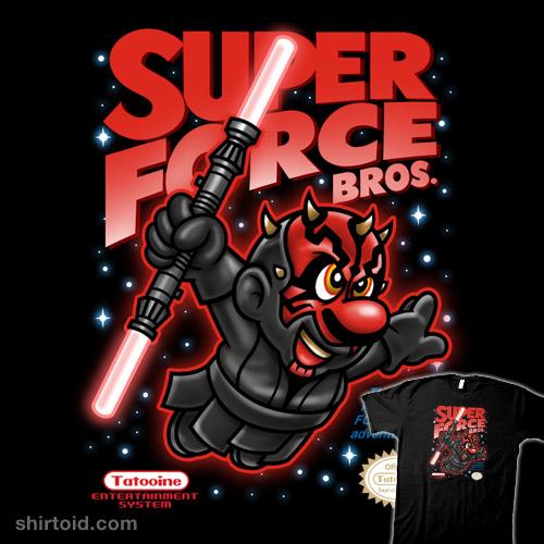 Super Force Bros 4