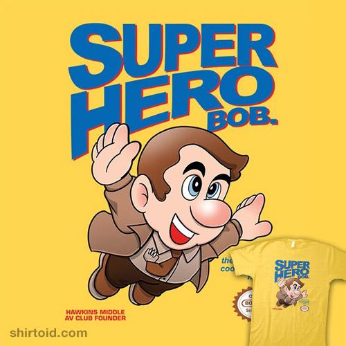 Super Hero Bob