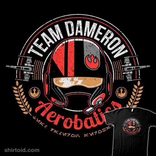 Team Dameron Aerobatics