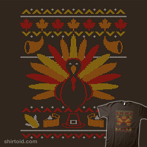 Ugly Thanksgiving Tee