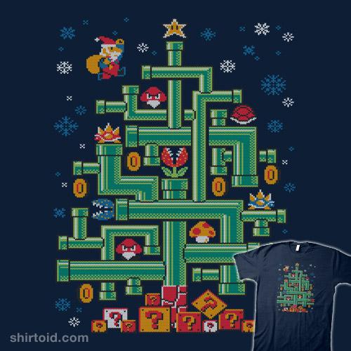 It's a Tree, Mario!