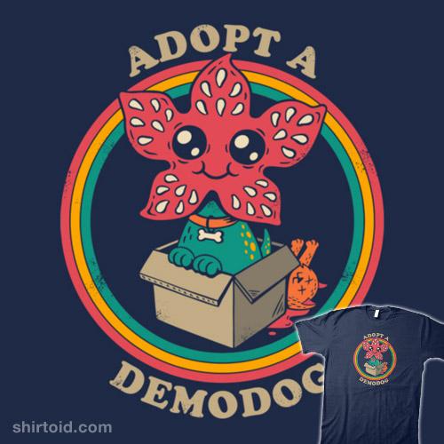 Adopt a Demodog