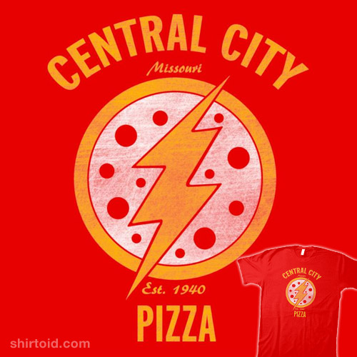 Central City Pizza