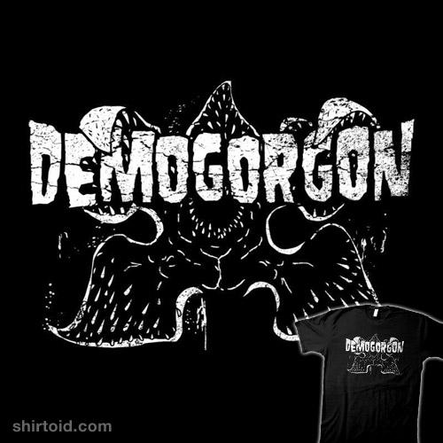 Demogorganzig