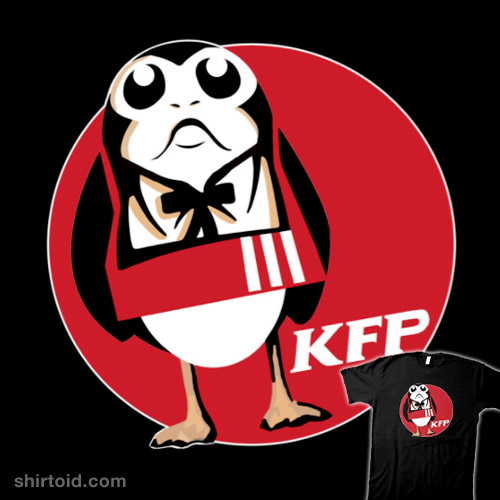 Kentucky Fried Porg