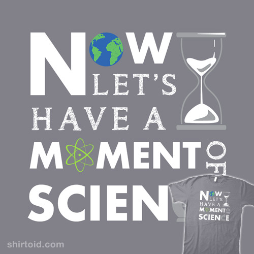 Less Talk More Science