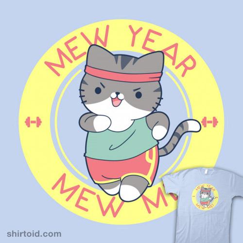 Mew Year, Mew Me